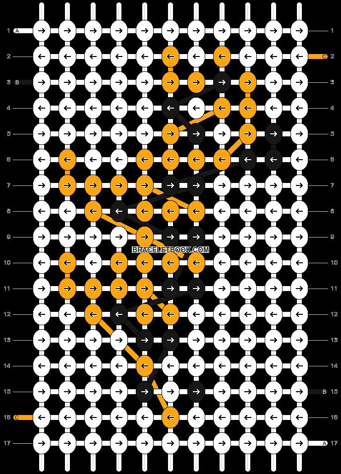 Alpha pattern #7861 pattern