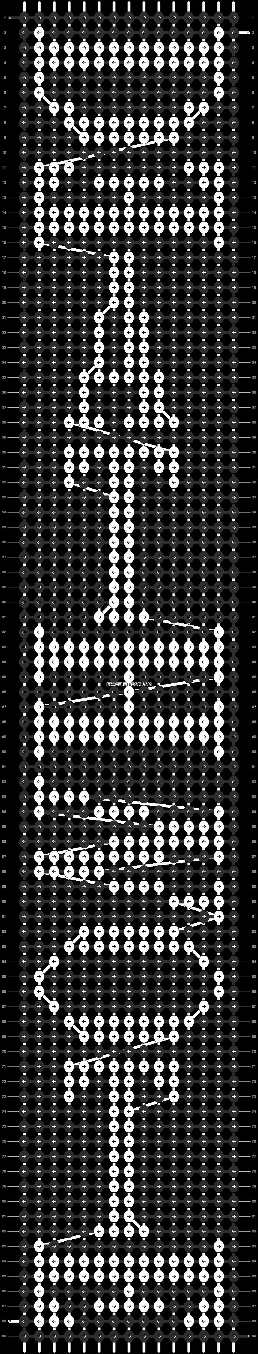 Alpha pattern #7863 pattern
