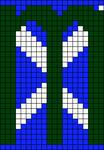 Alpha pattern #7869