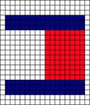 Alpha pattern #7874