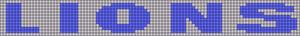 Alpha pattern #7878