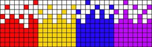 Alpha pattern #7879