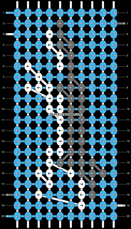 Alpha pattern #7880 pattern