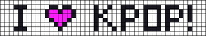 Alpha pattern #7886