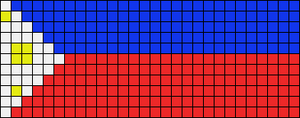 Alpha pattern #7891
