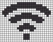 Alpha Friendship Bracelet Pattern #7913