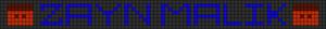 Alpha pattern #7915