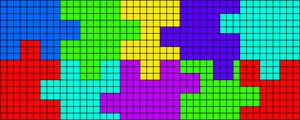 Alpha pattern #7940