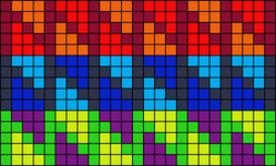 Alpha pattern #7941