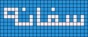 Alpha pattern #7942