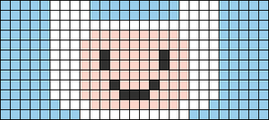 Alpha pattern #7943