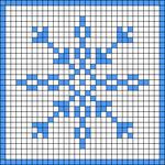 Alpha pattern #7949