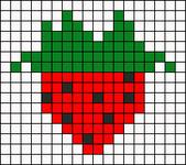 Alpha Friendship Bracelet Pattern #7962