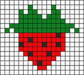 Alpha pattern #7962