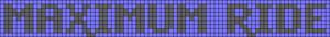 Alpha pattern #7965
