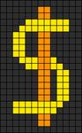 Alpha pattern #7968