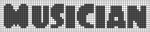 Alpha pattern #7973