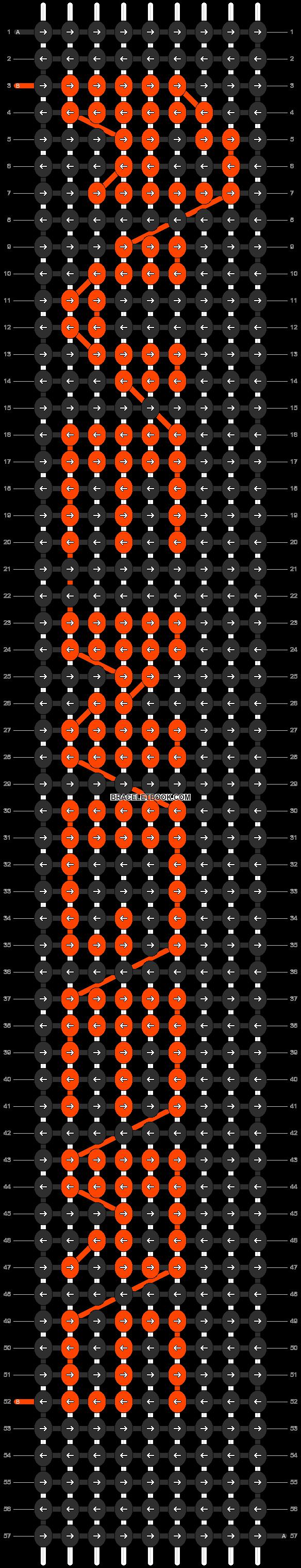Alpha pattern #7975 pattern
