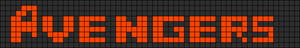 Alpha pattern #7975