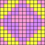 Alpha pattern #7976