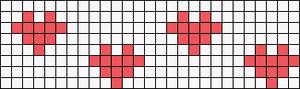 Alpha pattern #7985