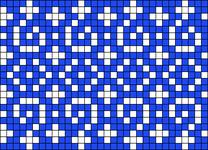 Alpha pattern #7995
