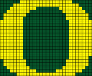 Alpha pattern #8001