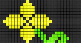 Alpha pattern #8003
