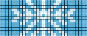 Alpha pattern #8004