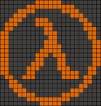 Alpha pattern #8015