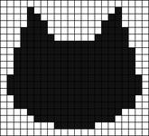 Alpha pattern #8018