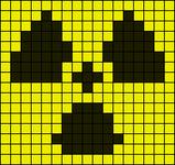 Alpha Friendship Bracelet Pattern #8024