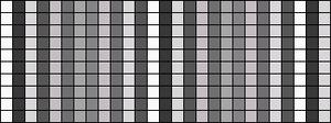 Alpha pattern #8028
