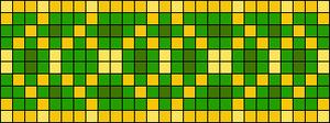 Alpha pattern #8029