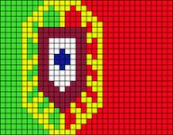 Alpha pattern #8047