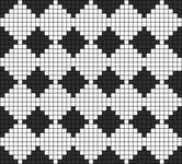 Alpha pattern #8053