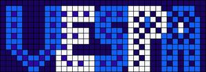 Alpha pattern #8054