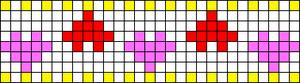 Alpha pattern #8055