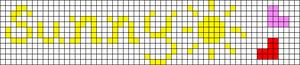 Alpha pattern #8056
