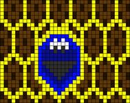 Alpha pattern #8073