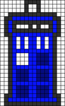 Alpha pattern #8074