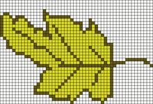 Alpha pattern #8078