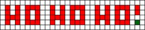 Alpha pattern #8079