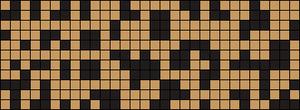 Alpha pattern #8080