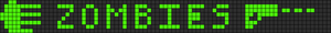 Alpha pattern #8087