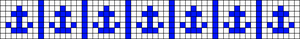 Alpha pattern #8102