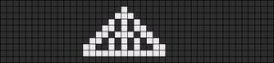 Alpha pattern #8103