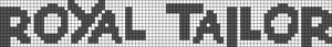 Alpha pattern #8105