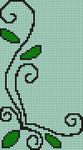 Alpha Friendship Bracelet Pattern #8109