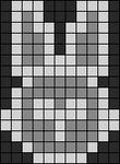 Alpha pattern #8110